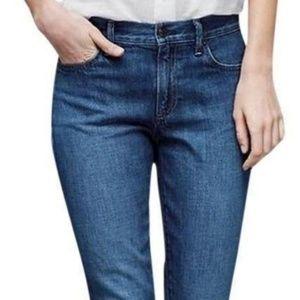 NWT GAP 29R Summer Flare Jeans Medium Blue Jeans